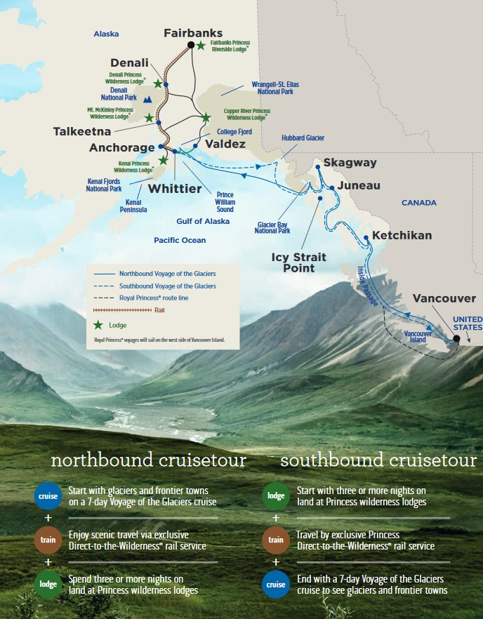 The 25 Best 2021 Cruises To Alaska(with Prices)May To